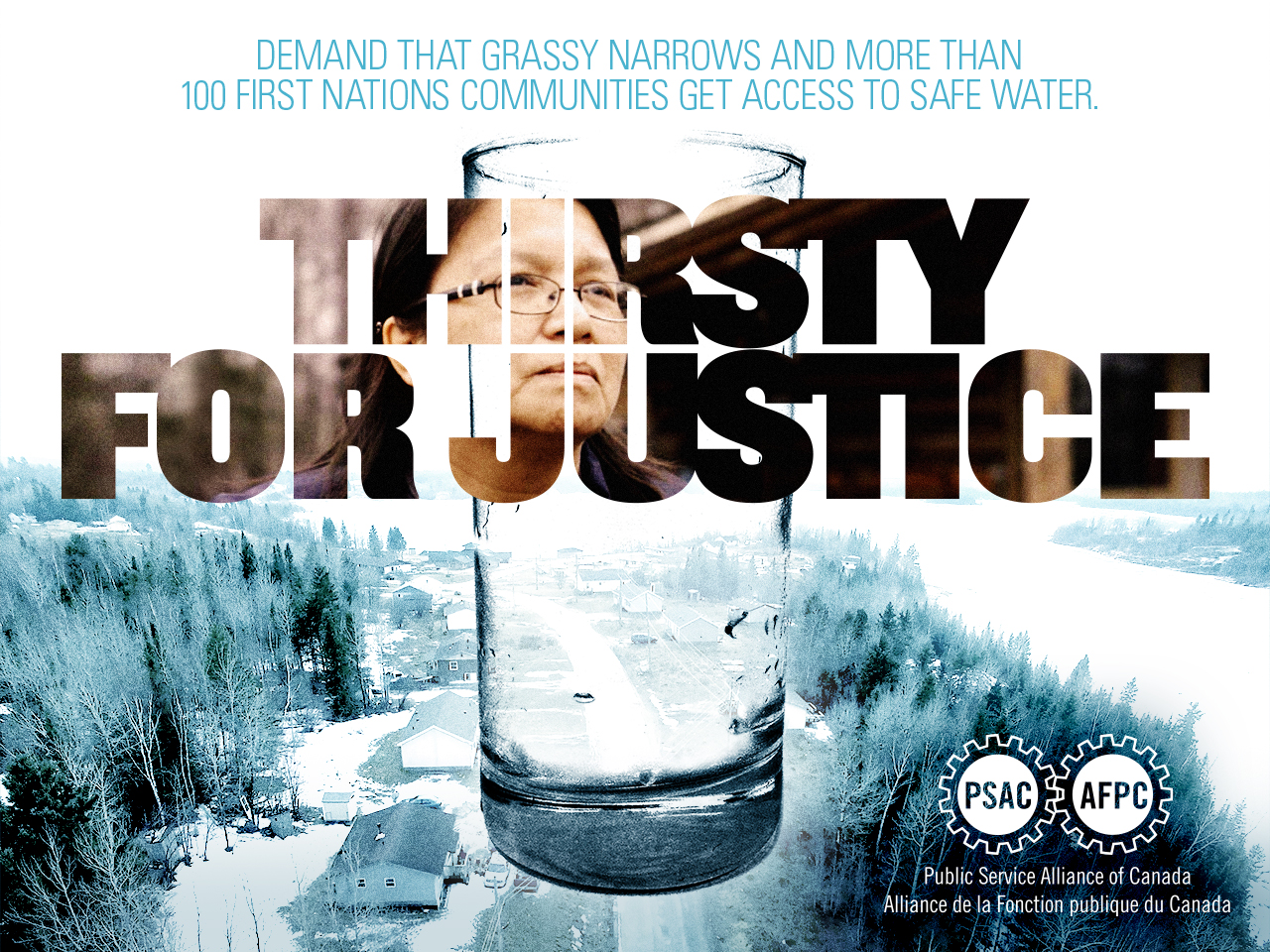 Thirsty for Justice